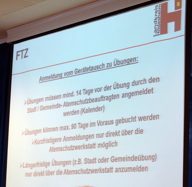 FTZ Hinweis Hohegeiß 2 Abschnitt 11