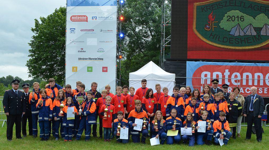 Sieger u Platzierte Kreiswettbewerb 2016 21 KFV
